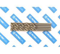 Сверло 5,0 мм ц/х по металлу фото